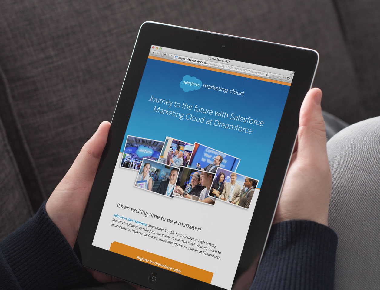 Dreamforce4Marketers: The Marketers Guide to Dreamforce 2015